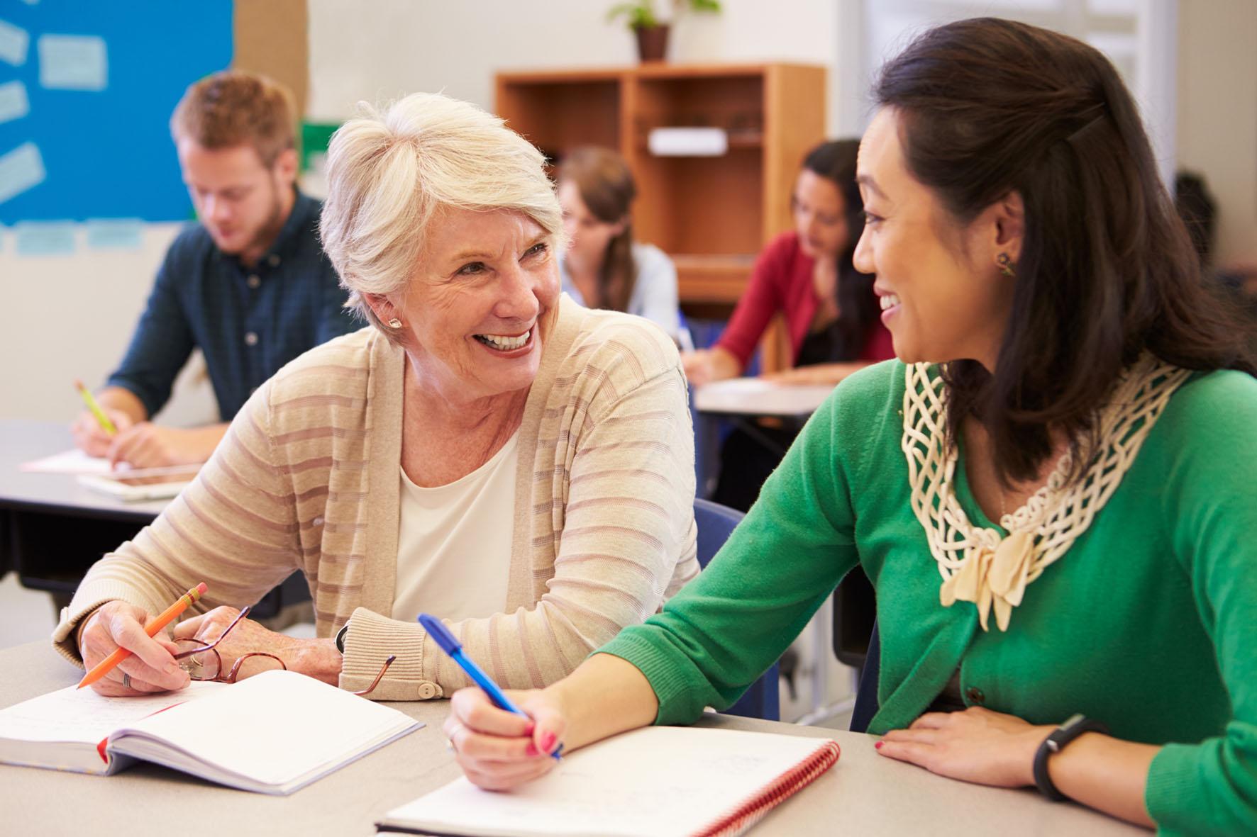 Reprendre ses études à 40 ans : pourquoi suivre une formation professionnelle ?